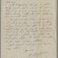 1945-11-17 Capt. Joe Brookhart to Dave Elder