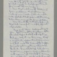 1942-10-30 Laura Davis to Lloyd Davis Page 2