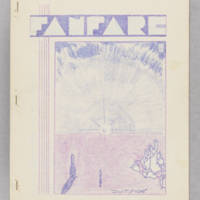 Fanfare, v. 1, issue 4, October 1940