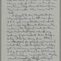 1943-02-21 Laura Davis to Lloyd Davis Page 5