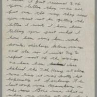 1945-07-10 Lloyd Davis to Laura Davis Page 1