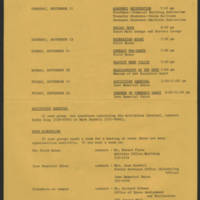 1969-09-10 Student Activities Bulletin Office of Student Affairs Page 6