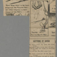 """Clipping: """"""""Ballad Of A Red Cross Man"""""""" Page 2"""