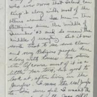 1945-03-03 Ray Palmer to Davew Elder Page 2