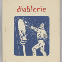 Diablerie, v. 1, issue 1, January 1944