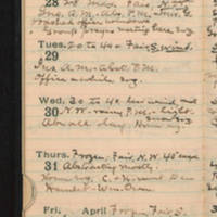 1921-03-27 -- 1921-04-02