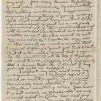1917-10-27 Robert M. Browning to Mavel C. Williams Page 2
