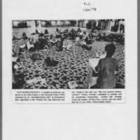 "1973-01-20 Iowa City Press-Citizen Photo: """"Last Demonstration?"""""