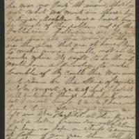 1862-11-10 Charles A. Gates to Mr. Arad Gates Page 4