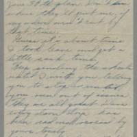 1946-02-18 Sgt. Bill Arnold to Dave Elder Page 4