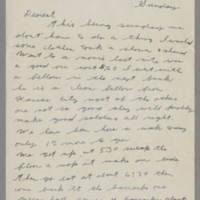 1942-07-20 Lloyd Davis to Laura Davis Page 1