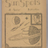 Sun Spots, v. 5, issue 1, whole no. 17, April 1941