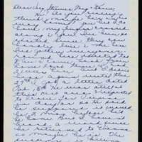 1946-03-02 Evelyn Burton to Vera Steinbeck Page 1