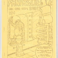 Fantascience Digest, v. 2, issue 5, July-September, 1939