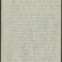 1918-06-10 Thomas Messenger to Mr. & Mrs. N.H. Messenger Page 2