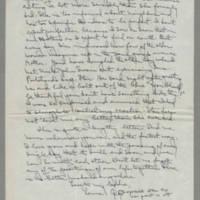 1945-06-10 Laura Davis to Lloyd Davis Page 8