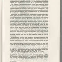 """Iowa Law Review, """"State Civil Rights Statute: Some Proposals"""" Page 1093"""