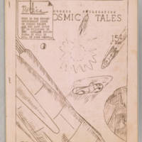 Cosmic Tales, v. 2, issue 1, Summer 1939