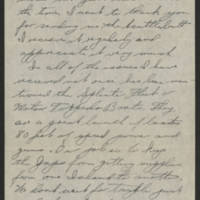 1945-03-01 Wayne E. Daves to Dave Elder Page 1