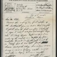 1945-02-04 Pfc. Don Crossett to Dave Elder