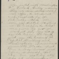 1918-09-02 Thomas Messenger to Mrs. Ress Wade Page 3