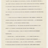 1975-04-20 Keynote Address: Chicanos and Education - Salvador Ramirez Page 1