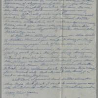 1944-12-22 Pfc. Eddie Prebyl to Dave Elder Page 2