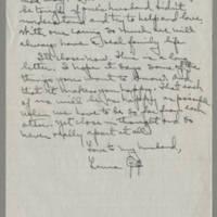 1943-06-10 Laura Davis to Lloyd Davis Page 10