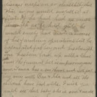 1907-12-10 Mrs. Baker to Mr. & Mrs. Jolley Page 4
