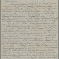 1945-02-08 Pfc. Edward Prebyl, Jr. to Dave Elder Page 1