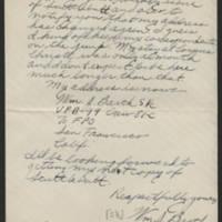 1945-06-14 William Barth to Dave Elder