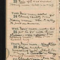 1921-05-22 -- 1921-05-28
