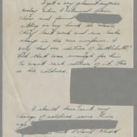1945-01-29 Wayne Palmer to Dave Elder Page 1