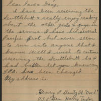 1945-09-02 Henry F. Bruty to Dave Elder