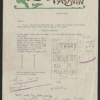 1942-05-27 Newsletter