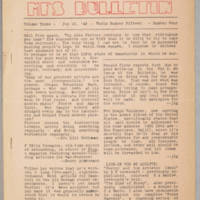 MFS Bulletin, v. 3, issue 4, whole no. 15, January 18, 1943