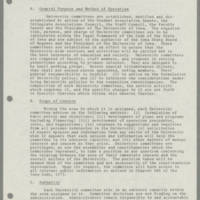 A General Charter For University Committees At The University of Iowa Page 1