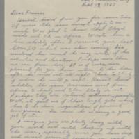 1943-09-18 Maurice Hutchison to Laura Frances Davis Page 1