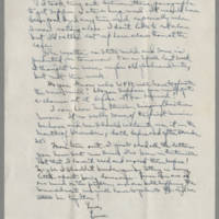 1941-12-15 Laura Davis to Lloyd Davis Page 2