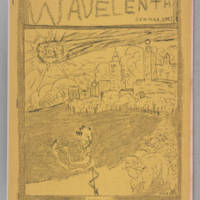 Wavelength, v. 1, issue 2, Summer 1941