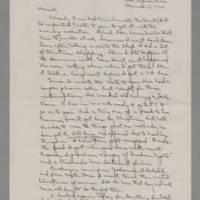 1942-12-17 Laura Davis to Lloyd Davis Page 1