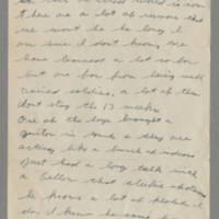 1942-08-24 Lloyd Davis to Laura Davis Page 2