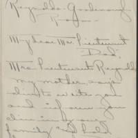 Letter from Helen