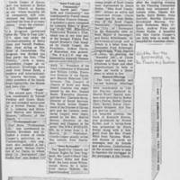 1970-11-19 Article: Cecile Cooper Honored By Davenport Citizens""""