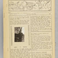 F.F.F. News Weekly, v. 1, issue 9, December 28, 1940