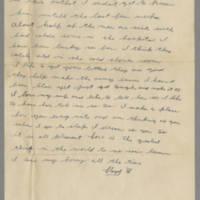 1942-12-14 Lloyd Davis to Laura Davis Page 2