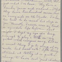 1918-06-06 Daphne Reynolds to Conger Reynolds Page 2