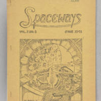 Spaceways, v. 3, issue 5, June 1941