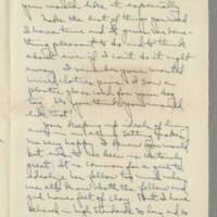 1942-08-09 Laura Davis to Lloyd Davis Page 6
