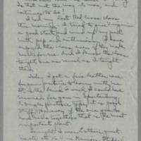 1943-02-17 Laura Davis to Lloyd Davis Page 5
